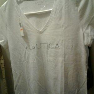 Ladies Nautica shirt